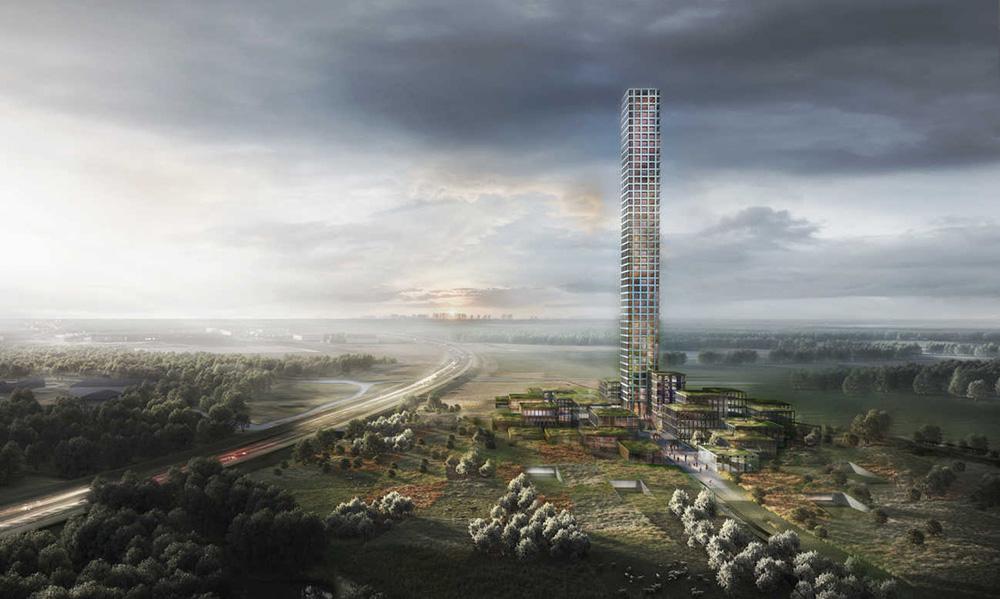 Tower-&-Village