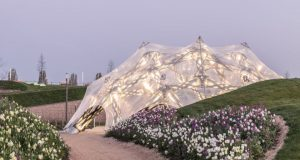 BUGA Fiber Pavilion