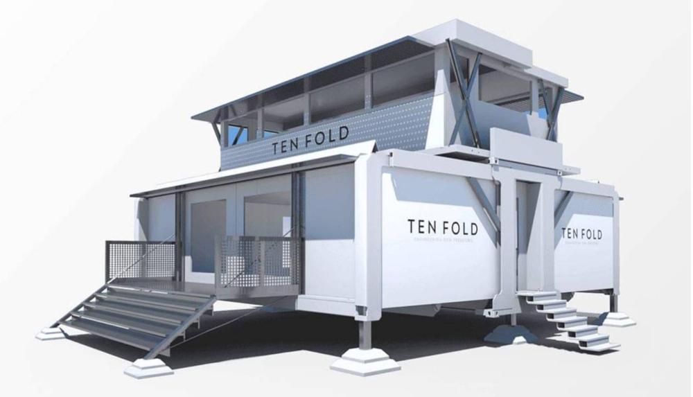 Ten Fold