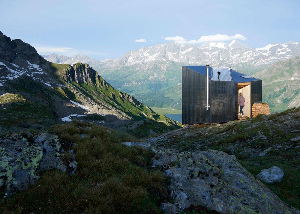 The On Mountain Hut