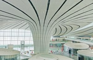 Peking Airport