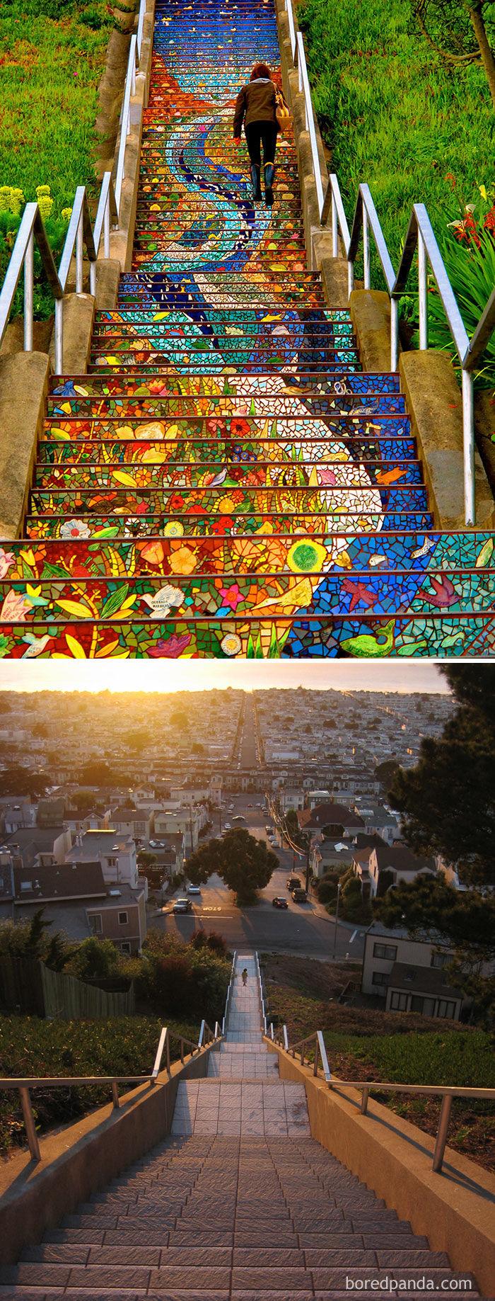 Street Art Transformation